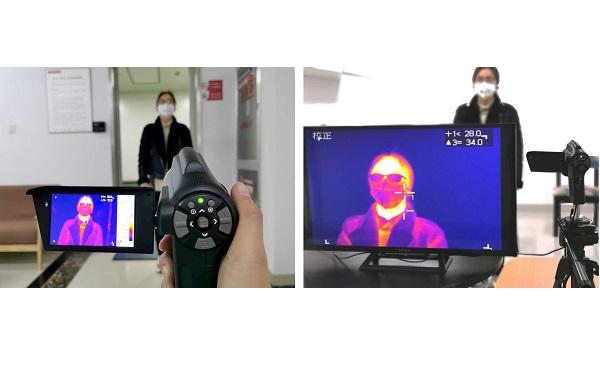 新型冠状病毒来袭,红相科技TI160-P系列守护出行安全