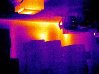 红外热像仪在建筑行业的应用